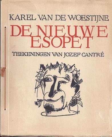 WOESTIJNE, KAREL VAN DE - De Nieuwe Esopet