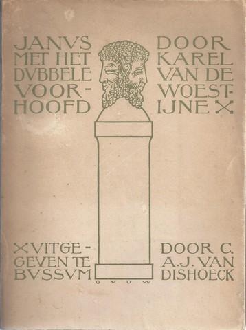 WOESTIJNE, KAREL VAN DE (1878-1929) - Janus Met Het Dubbele Voorhoofd