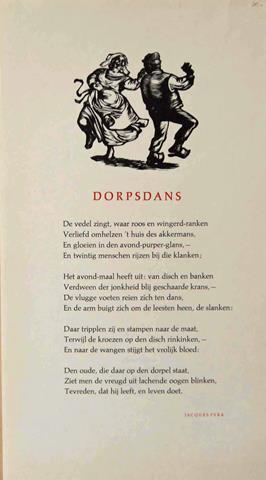 PERK, JACQUES - Dorpsdans