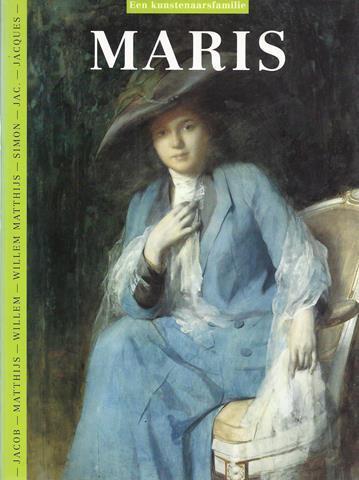 MARIS OVER/ DOOR J.DE RAAD, T.VAN ZADELHOFF EN J.BETHE-VAN DER POL - Een Kunstenaarsfamilie, Maris