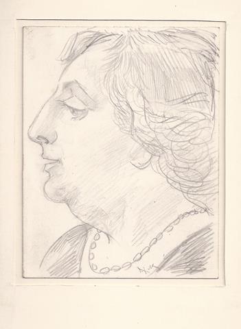 KONIJNENBURG, WILLEM VAN (1868-1943) - Portret