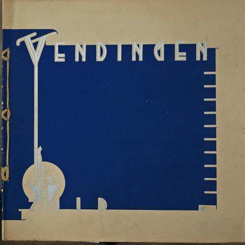 ZWIERS, IR.H.T., INL. - Wendingen 1929 - X - 11,12